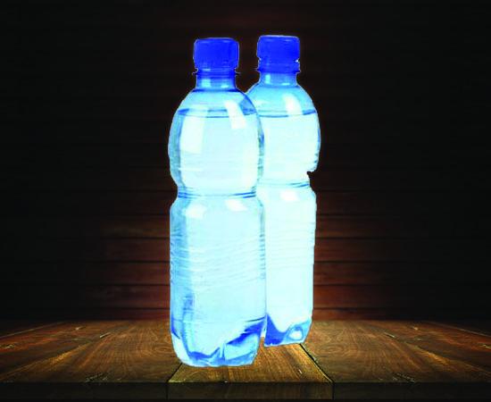 آب معدنی بطری