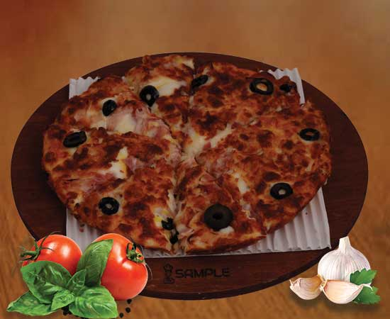 پیتزا برتولی